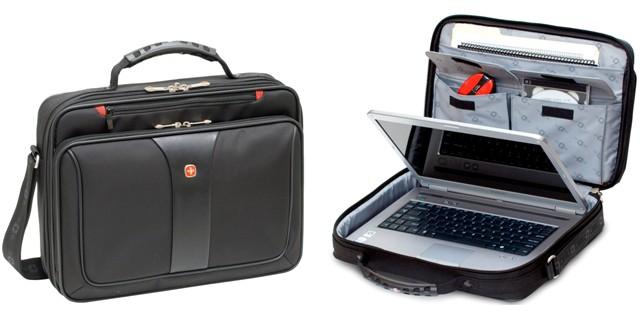 מפוארת תיק צד למחשב נייד - SWISS GEAR LEGACY SINGLE - טלמיר אלקטרוניקה KG-91