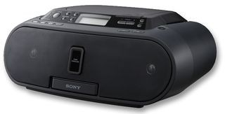 SONY CD BOOMBOX WITH IPOD / IPHONE DOCK