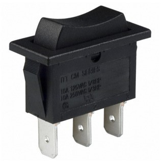 ARCOLECTRIC LONG ROCKER SWITCHES