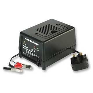 ANSMANN AUTOMATIC LEAD ACID BATTERY CHARGERS