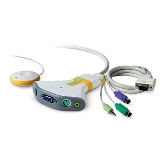 BELKIN KVM WITH REMOTE AND AUDIO SUPPORT