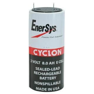 סוללה נטענת - CYCLON 2V 8AH ENERSYS