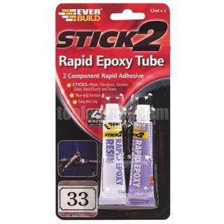 EVERBUILD RAPID EPOXY ADHESIVE