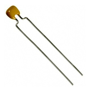 AVX CERAMIC CAPACITORS NPO SERIES