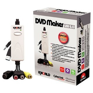 KWORLD DVD MAKER USB 2.0