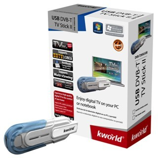 KWORLD USB DVB-T TV STICK