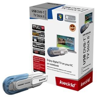 KWORLD USB DVB-T TV STICK
