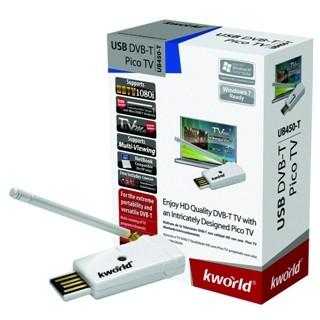 ממיר דיגיטלי - USB DVB-T PICO STICK KWORLD