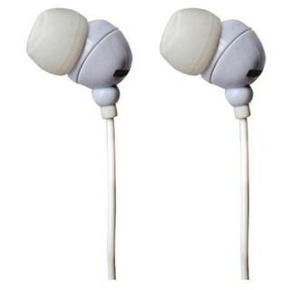 אוזניות סיליקון לבנות - MAXELL PLUGZ MAXELL