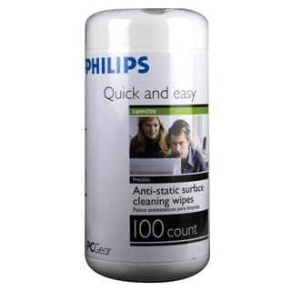 PHILIPS ANTI-STATIC SCREEN WIPES