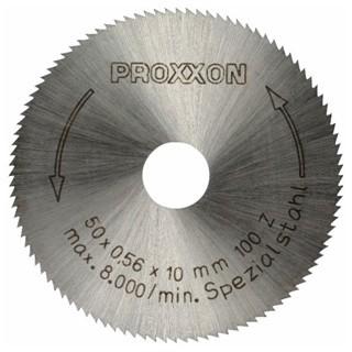 דיסק מתכת למסור שולחני - PROXXON KS 230 PROXXON