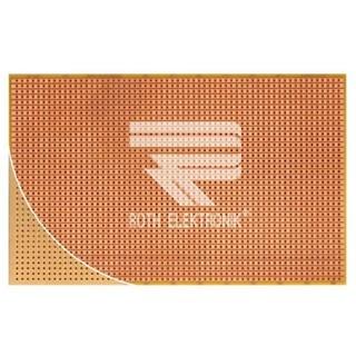 לוח פסי הלחמה חד צדדי - 100X160MM FR2 ROTH ELEKTRONIK