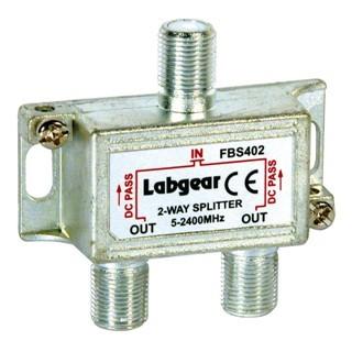 LABGEAR UHF POWER PASS SPLITTERS