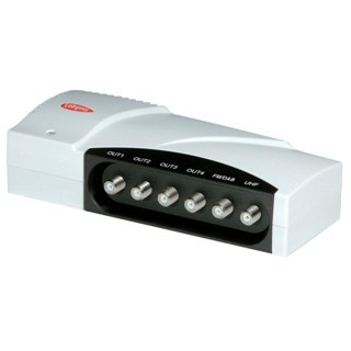 LABGEAR BIDIRECTIONAL MULTI-WAY AMPLIFIERS WITH TETRA BYPASS
