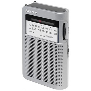 SONY AM-FM PORTABLE RADIO