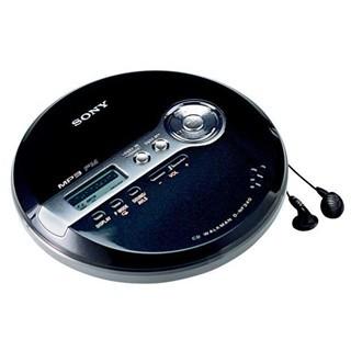 דיסקמן MP3 עם רדיו DNF340B - AM/FM SONY