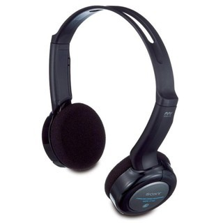 SONY MDR-IF140K CORDLESS HEADPHONES
