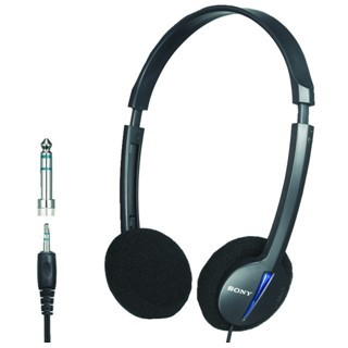אוזניות ווקמן - SONY MDR-210LP SONY