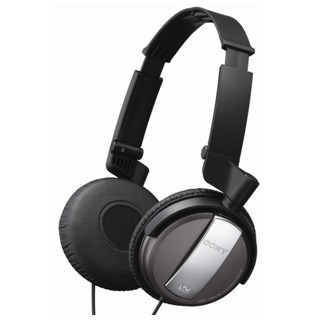 SONY MDR-NC7 NOISE CANCELLING FOLDABLE HEADPHONES