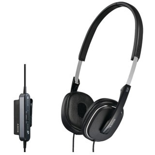SONY MDR-NC40 NOISE CANCELLING HEADPHONES