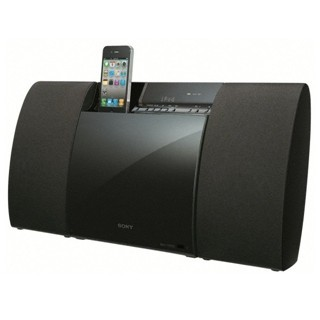 SONY HI-FI SOUND SYSTEM WITH IPOD / IPHONE DOCK