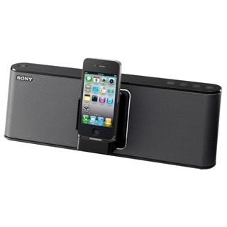 SONY PORTABLE IPOD / IPHONE DOCK SPEAKER