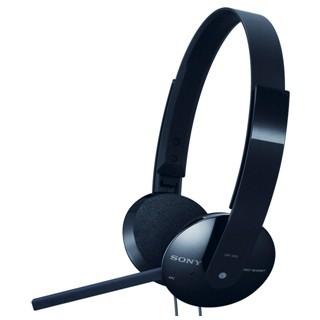 אוזניות עם מיקרופון למחשב - SONY DR-320DPV SONY