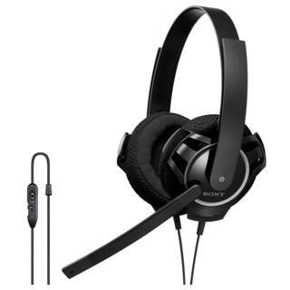 אוזניות עם מיקרופון למחשב - SONY DRG-A100B SONY
