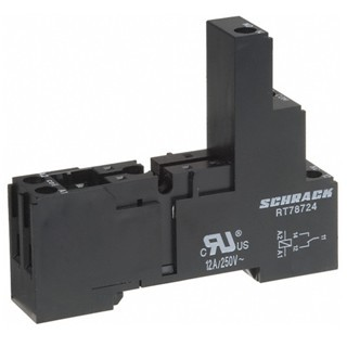 TE CONNECTIVITY DIN-RAIL RELAY SOCKETS