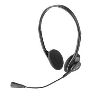 אוזניות עם מיקרופון למחשב - TRUST HS-2100 PRIMO TRUST
