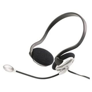 אוזניות עם מיקרופון למחשב - TRUST HS-2400 TALOU TRUST