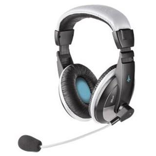 אוזניות עם מיקרופון למחשב - TRUST QUASAR TRUST