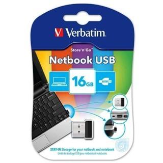 זכרון USB למחשב - MICRO STICK 16GB VERBATIM