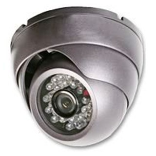 DEFENDER SECURITY 20M VANDAL RESISTANT DAY / NIGHT DOME CAMERA