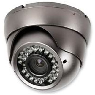 DEFENDER SECURITY 30M 540TVL VANDAL RESISTANT DAY / NIGHT DOME CAMERA
