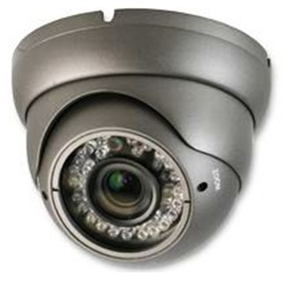 מצלמת אבטחה צבעונית - DOME IR 30M 700TVL DEFENDER SECURITY