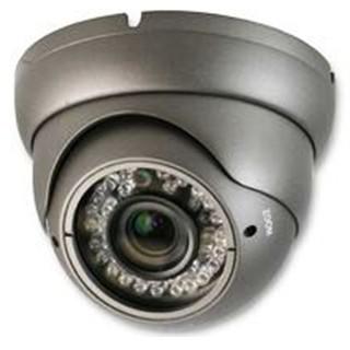DEFENDER SECURITY 30M 700TVL VANDAL RESISTANT DAY / NIGHT DOME CAMERA