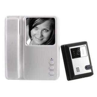 מערכת אינטרקום עם מצלמה שחור/לבן DEFENDER SECURITY