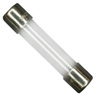 פיוז זכוכית 6.25A 6.35X32MM SLOW BLOW MULTICOMP