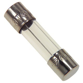MULTICOMP 5X20MM SLOW BLOW GLASS TUBE FUSES