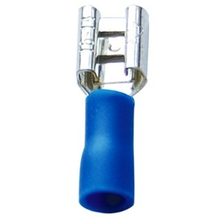 MULTICOMP INSULATED CRIMP TERMINALS - FEMALE