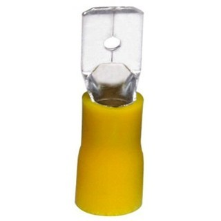 MULTICOMP INSULATED CRIMP TERMINALS - SPADE