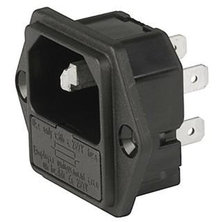 MULTICOMP IEC CONNECTORS - 10A