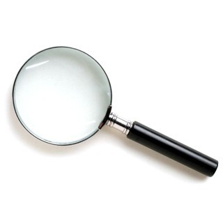 DURATOOL 2.5X HAND MAGNIFIER