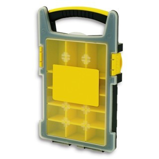 DURATOOL PORTABLE COMPARTMENT BOXES