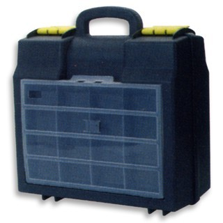 DURATOOL POWER TOOL & COMPARTMENT BOX