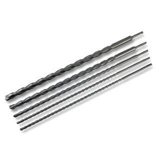 DURATOOL 5 PIECE SDS 600MM DRILL BIT SET