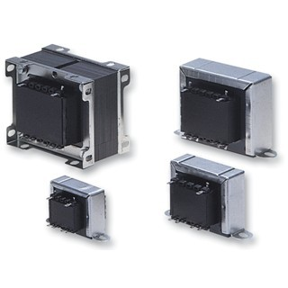 שנאי מבודד לפאנל - 2X9VAC 660MA PRO-POWER