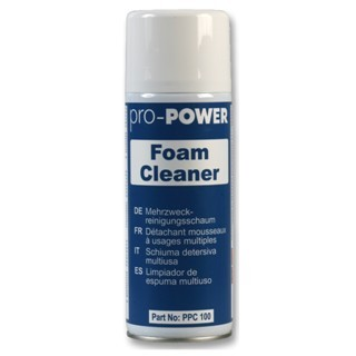 PRO-POWER FOAM CLEANER