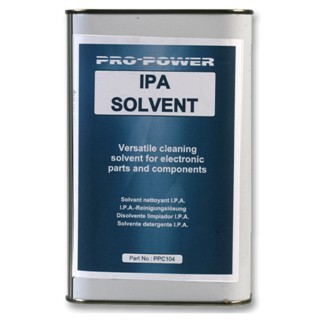 PRO-POWER IPA CLEANING SOLVENT